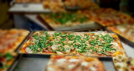 Pizza Partyblech